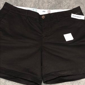Women's Black Old Navy Shorts